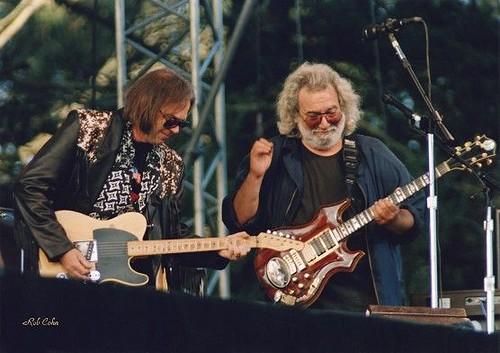 jerry garcia - neil young