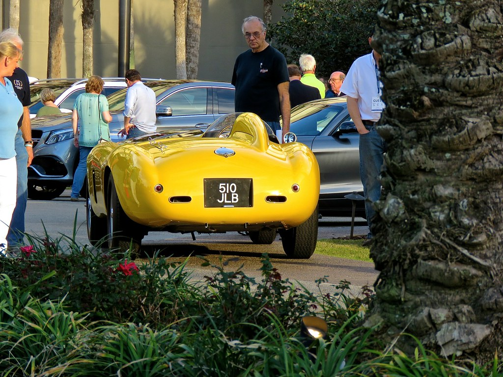 1955 Ferrari 750 Monza 5