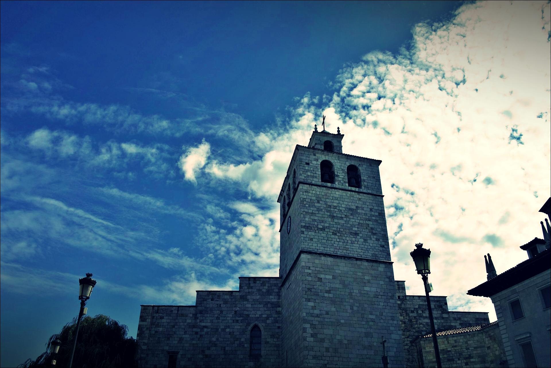 성당-'카미노 데 산티아고 북쪽길. 궤메스에서 산탄데르. (Camino del Norte - Güemes to Santander)'