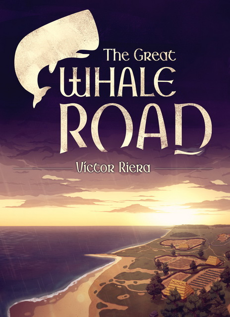 Image result for The Great Whale Road cover pc