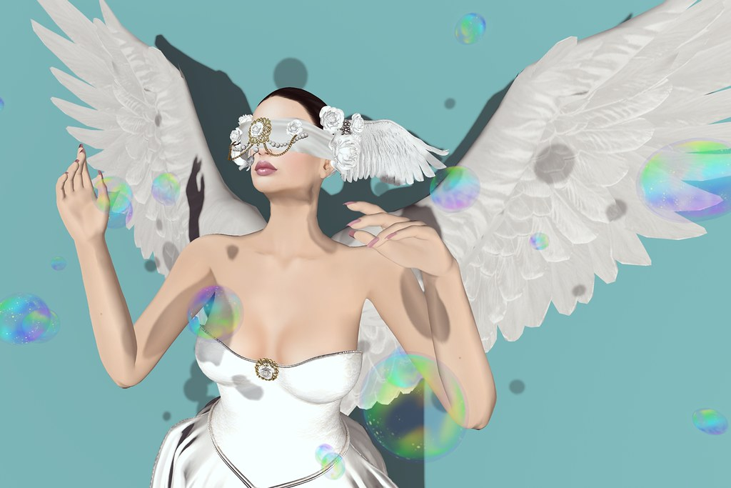 Bubble Angel