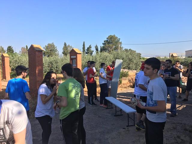 2016-17 Pioners Recuperació Calvari