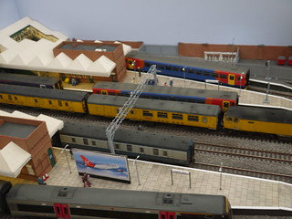 Great Central Railway Model Railway Show 2016
