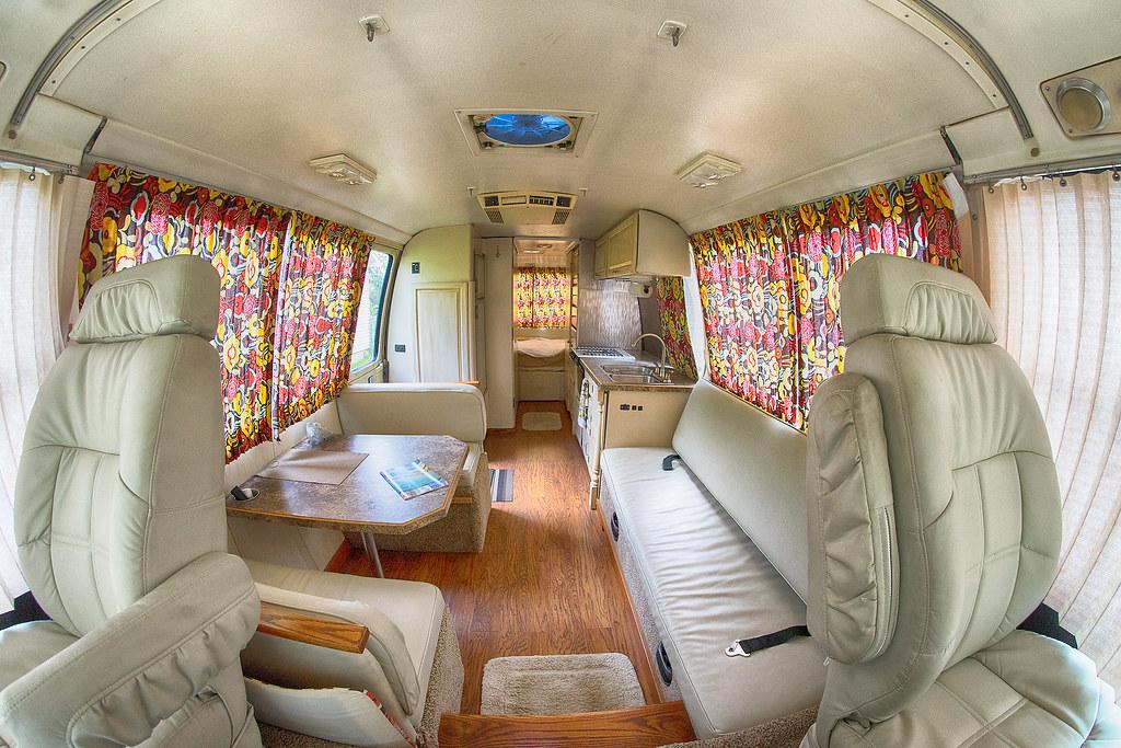 Dsc6198 Gmc Motorhome Restored 1973 Interior Charles Bonham Flickr