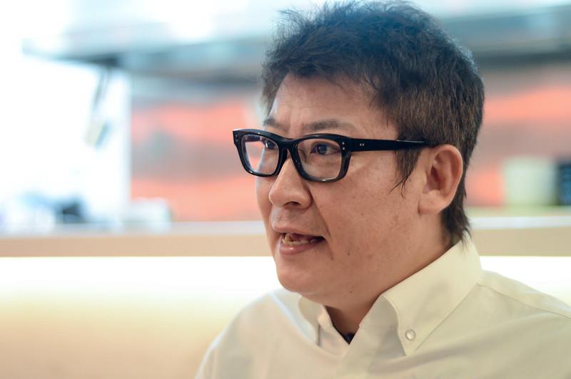 Entrevista al chef Matsubara