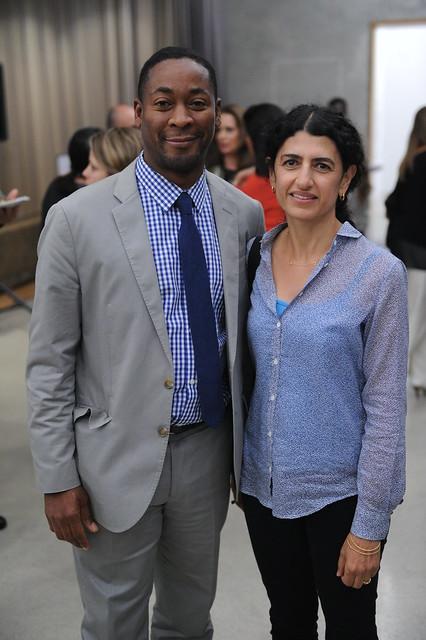 Franklin Sirmans & Toba Khedoori