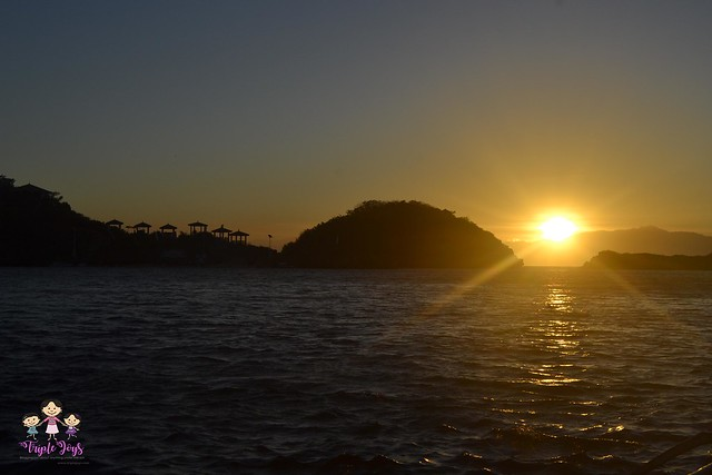 hundred-islands-pangasinan-quezon-island-sunset