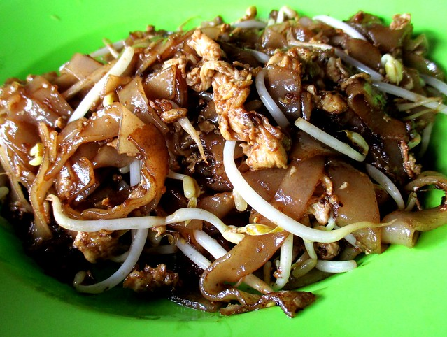 One O One Cafe char kway teow