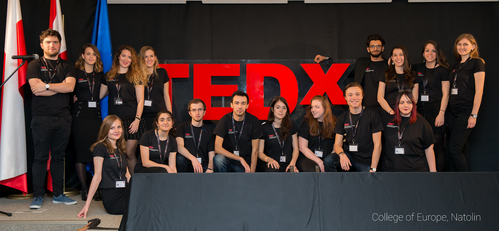 TEDx College of Europe Natolin. 6 April 2017
