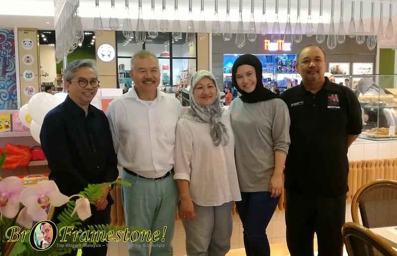 Perasmian Gula Petite at IOI City Mall Putrajaya