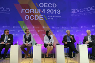 OECD FORUM 2013 : Out with the Old, In with the New | by Organisation for Economic Co-operation and Develop