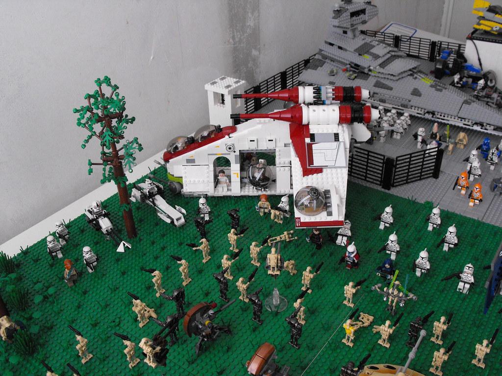 last tweets about lego star wars base. Black Bedroom Furniture Sets. Home Design Ideas