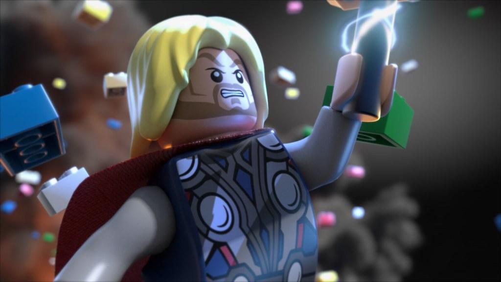Image Result For Marvel Thor Lego