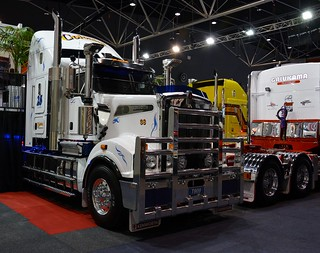 kenworth T909 | by quarterdeck888