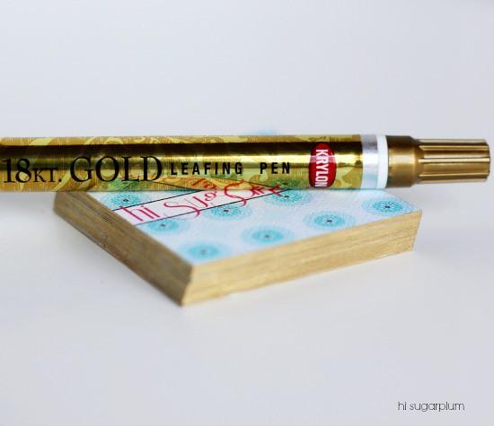Hi sugarplum diy gilded business cards hi sugarplum flickr hi sugarplum diy gilded business cards by hi sugarplum reheart Images