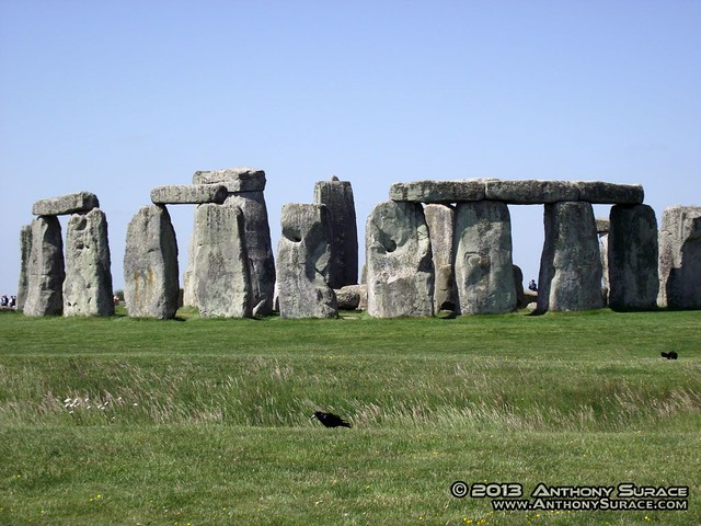 Stonehenge, Wiltshire, UK