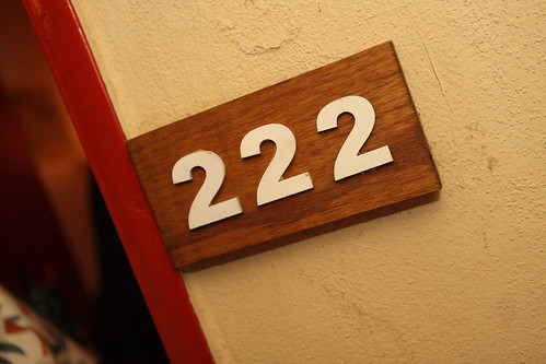 What's in Room 222? | by Sam Howzit