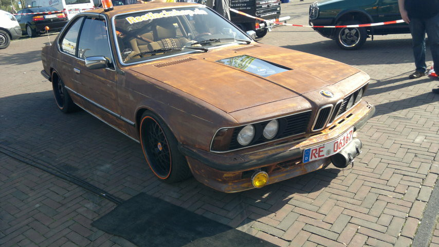 BMW CSI Mod Ratlook Granadauwe Flickr - 635 bmw