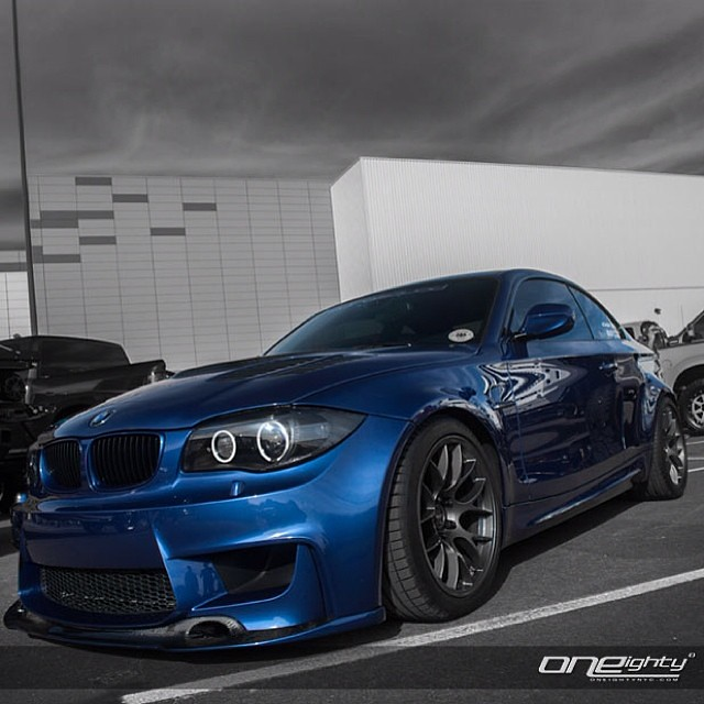 Another Dope Build From Sema That Had Our Headlights 135i
