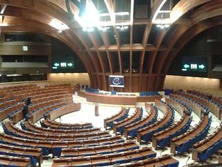 Delegationsreise des Europaausschusses der Hamburgischen Bürgerschaft nach Straßburg