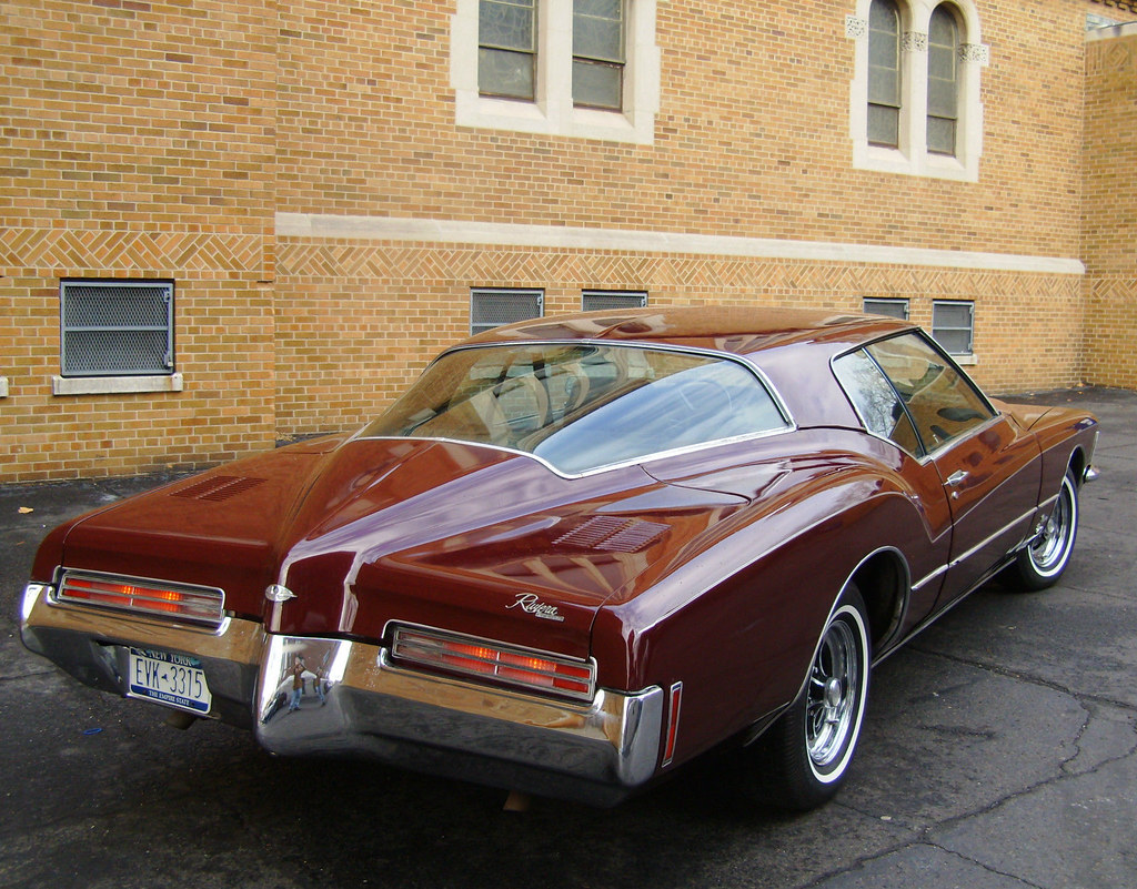 1971 Buick Riviera gs 1971 Buick Riviera gs | by