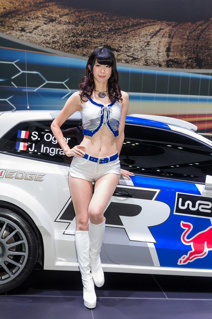 Volkswagen -Tokyo Motor Show 2013 (Ariake, Tokyo, Japan) | Flickr
