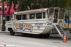 GMC DUKW - Ride The Ducks - Duck 5 - 131020 - Seattle - Steven Gray - IMG_3047