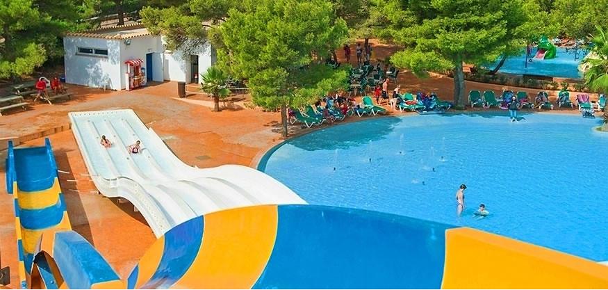 Parque acu tico marina parc 15 hotel resort en menorca - Parque acuatico menorca ...