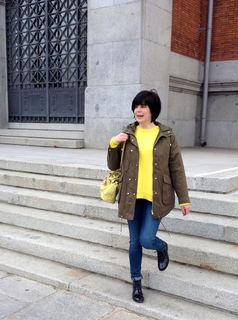 Museo del Prado, Madrid, España - OOTD - Outfit of the Day