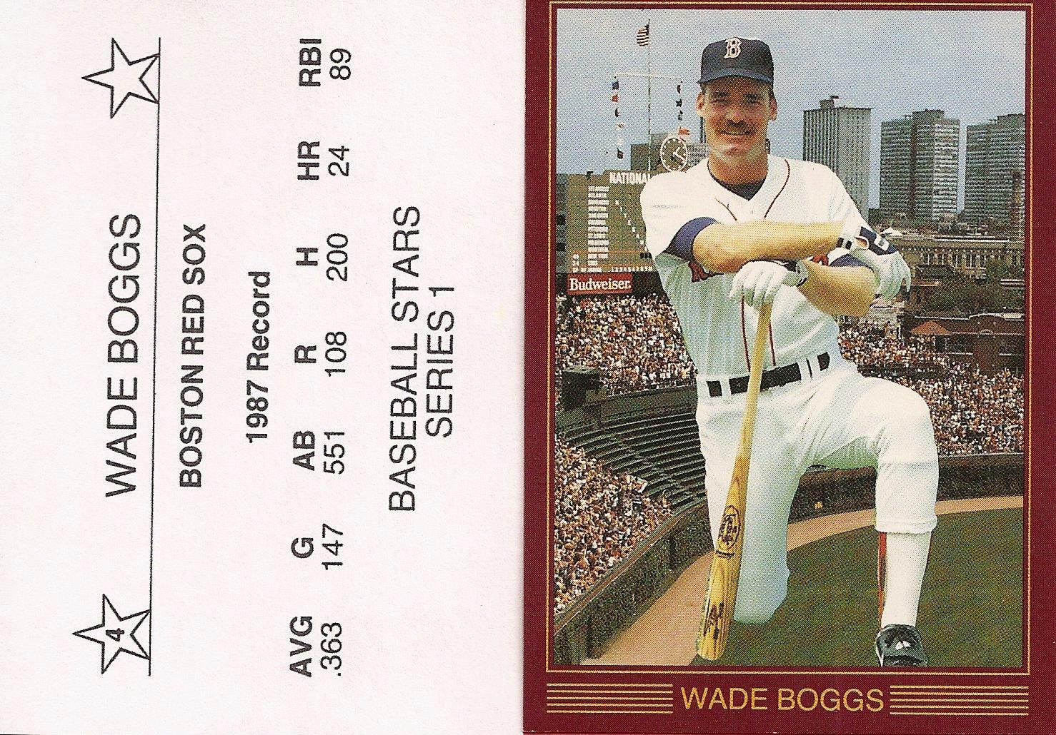 1988 Baseball Stars Series 1