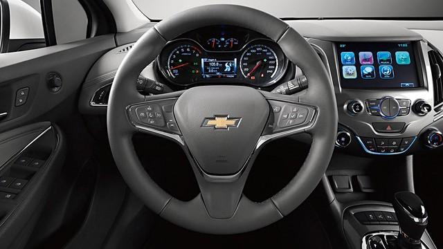 Chevrolet Cruze 2017 3