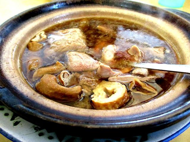 Leader Cafe Ah Ling bak kut teh 1