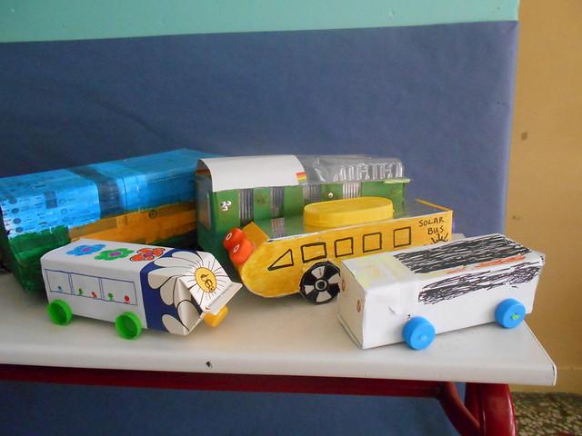 Γ' τάξη - Ηλιακό Λεωφορείο