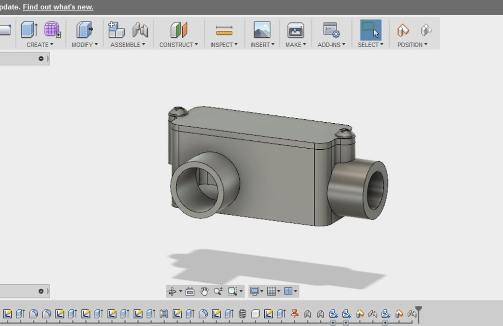 First Attempt at Autodesk Fusion 360 | Digital Making at the