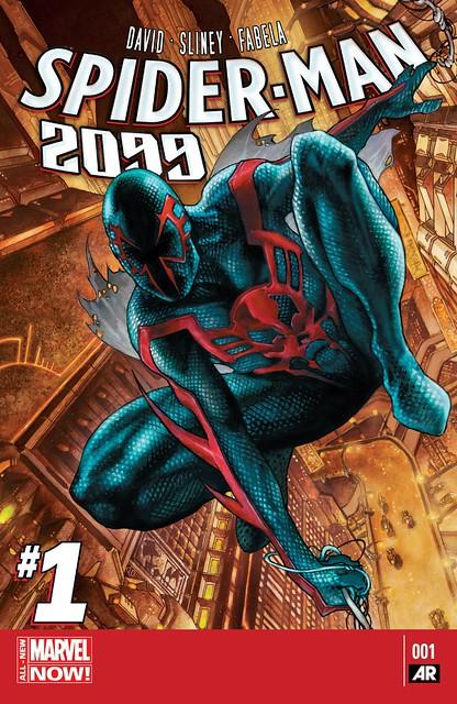 Spider-Man 2099 v2