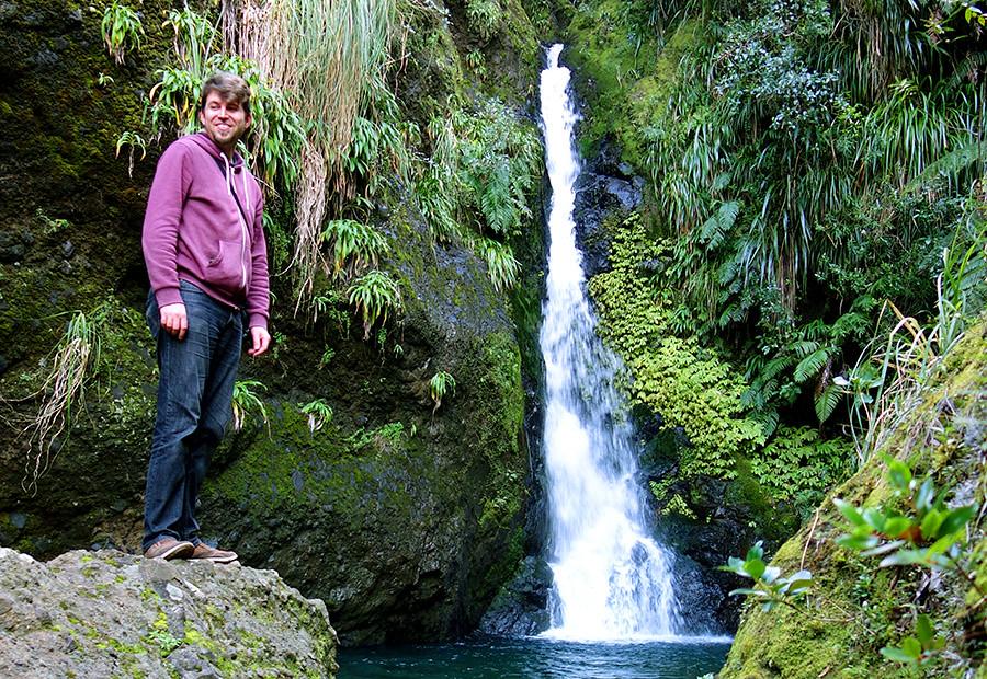 Benedikt -Leben in Neuseeland