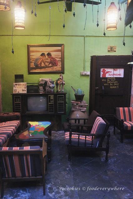 5.Calanthe Art Café – 13 States Coffee, Melaka (Jonker Street)