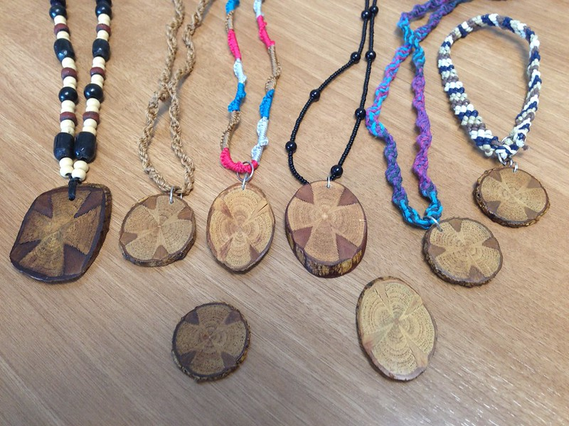 Maya Crosses