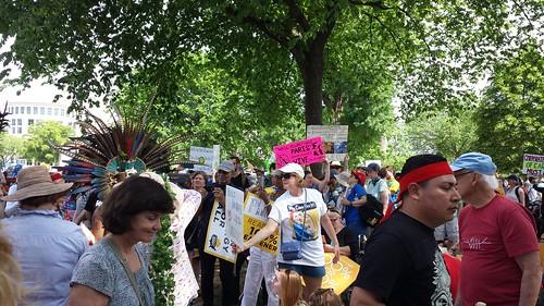 People's Climate March, Washington, D.C.