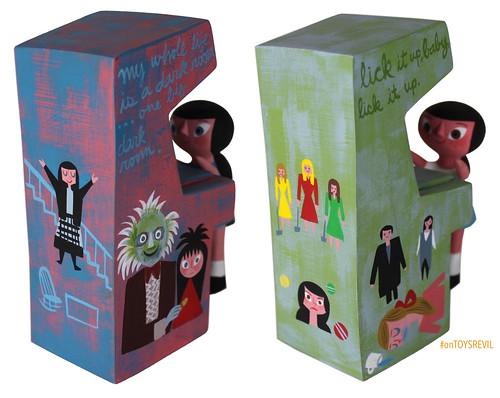 Amanda Visell Winona Ryder Cabinets