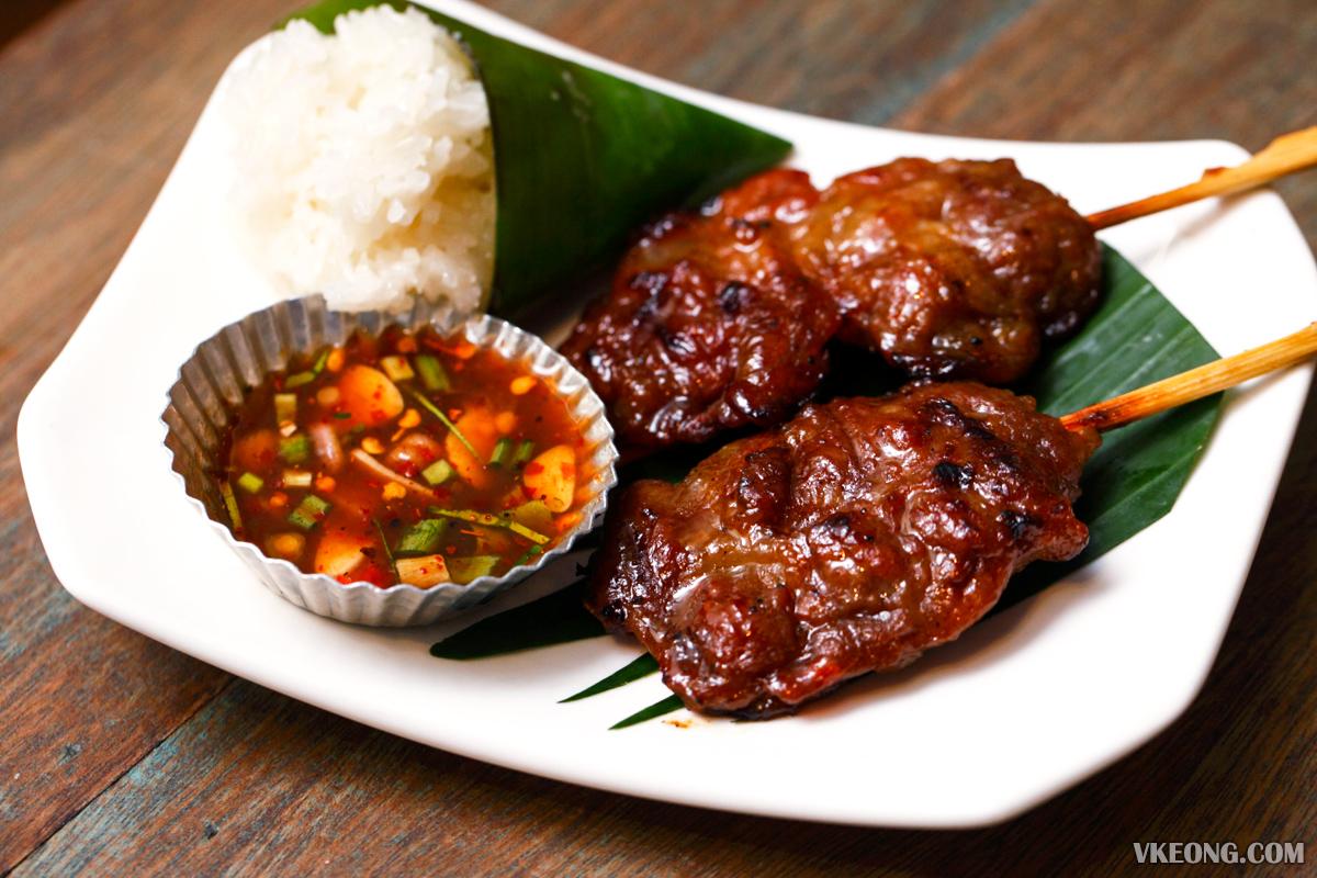 Thailicious Solaris Mont Kiara BBQ Pork