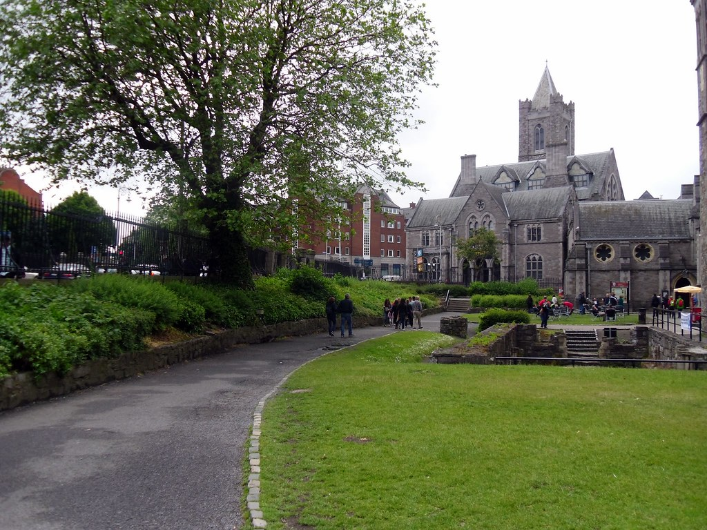 Christchurch Cathedral, Dublin