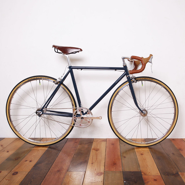 Steel Era Frame&Fork Painted by Swamp Things.