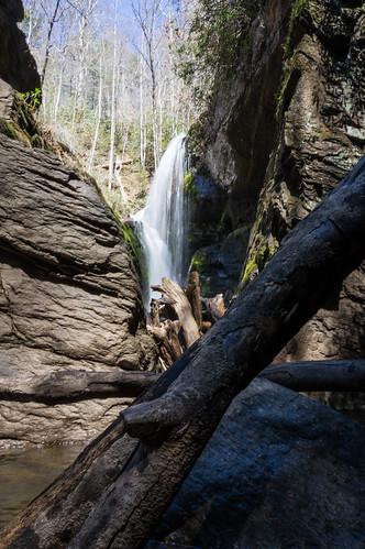 Lawsons Fork Falls - 2