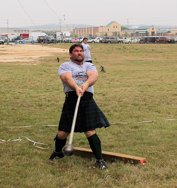 SA Highland Games and Celtic Music Festival