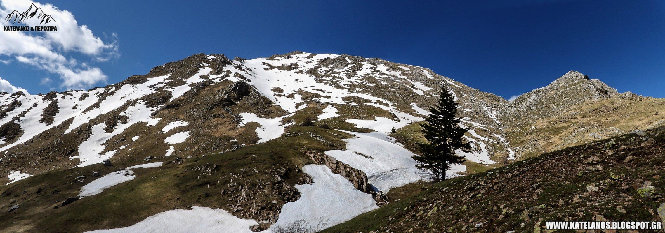 ορη αιτωλιας παναιτωλικο ορος βουνο κατελανος αγρινιο