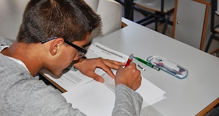 Mas de mil doscientos alumnos de toda la región participarán este sábado en la primera fase de la Olimpiada Matemática en Extremadura