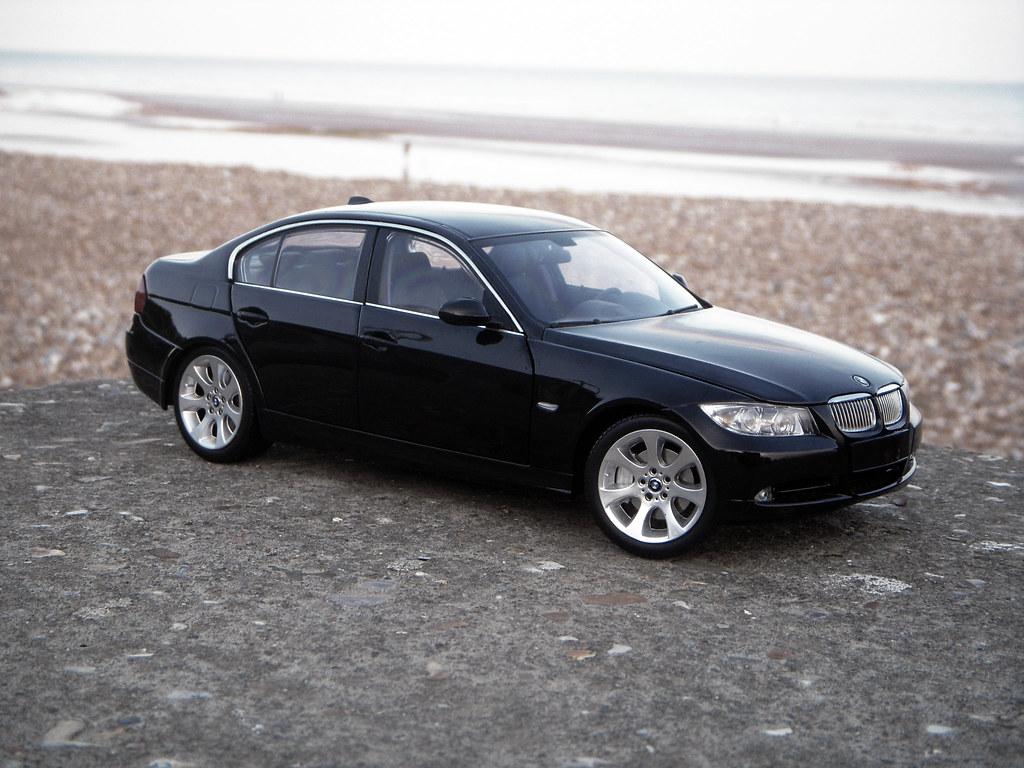 BMW I E Diecast By Kyosho Paul B Flickr - 2007 bmw 330i