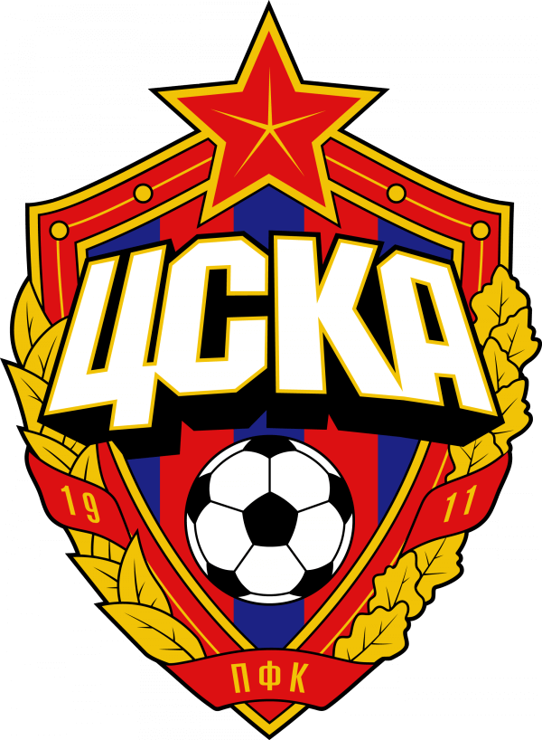 "The emblem of ""CSKA"" – download the logo of the football club"