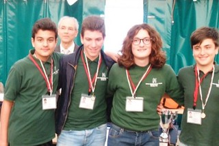 Noicattaro. Campionato Scacchi front